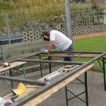 Rahmenbau: Reiner Heiden