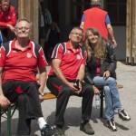 Hans Holzknecht, Fredl und Rita Gstir