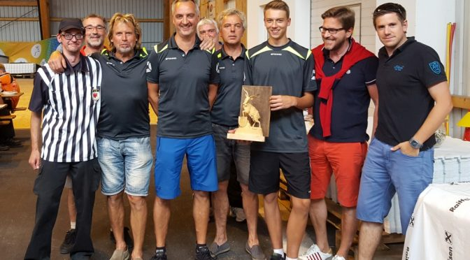 1. Platz: ESV Wörgl