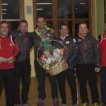 Sieger des Herrenturniers: EV Angerberg