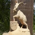 "Wanderpokal ""Der Axamer Bock"""