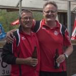 Fredl Gstir und Hans Holzknecht