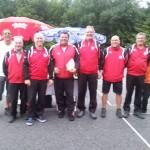 Bezirkscup 2015 - Sieger Gruppe B: ESC Axams 1